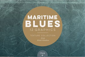 Maritime Blues Texture Collection