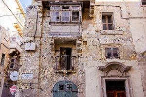 Stone Home in Valletta, Malta