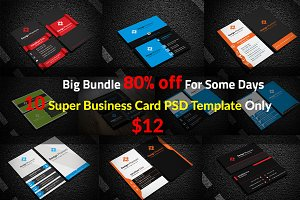 10 Creative Business Card Template