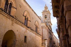 Mdina, Malta Architecture