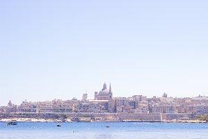 Valletta, Malta Landscape