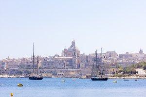 Valletta, Malta Portrait