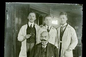 master & apprentices, 1930s