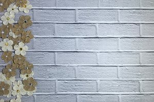 Rustic Brick Styled Photography