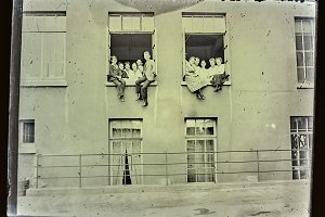 window strikers, 1930s