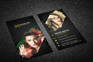 Photography Business Card 14