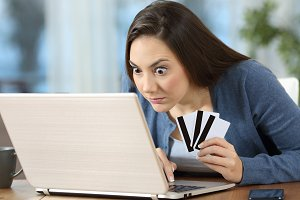 Obsessed compulsive on line shopper