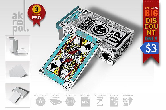 Download Playing Cards_02 Mock Up
