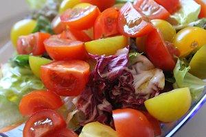 Vegetable vitamin splash