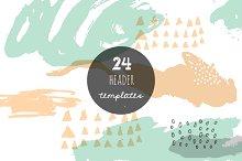 24 Headers
