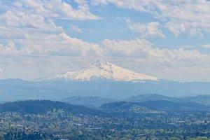 Portland, Mt. Hood, Images Abroad