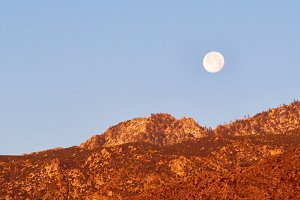 Desert Moon, Palm Springs, CA