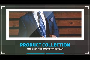 Product Collection (After Effects)