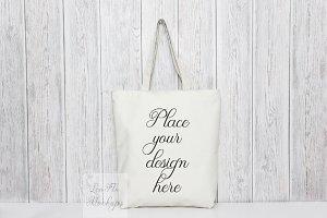Tote shopping bag mockup psd mock up