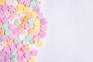 Valentine Flat Lay