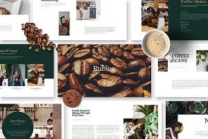 RUBICA - Powerpoint Slides