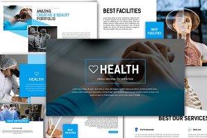 Health Medicare Presentation Keynote