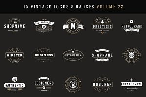 20% Off - Retro Logotypes