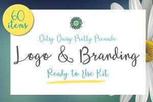 Daisy Complete Brand & Logo Kit