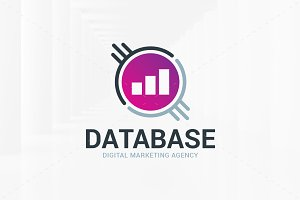 Database Logo Template