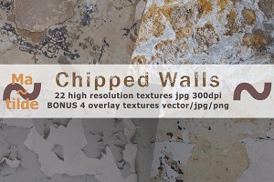 Chipped Walls