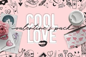 Cool Love - Valentine's pack