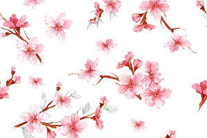 floral seamless pattern texture