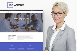 TopConsult - Business Consulting