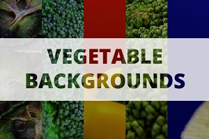 Vegetable Photo Pack