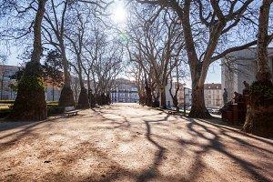 Park in Porto