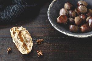 Sweet Chestnut Cream toast