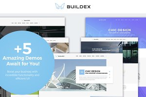 Buildex - Architecture Agency