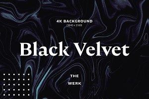 Black Velvet - 4K Background