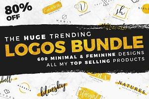 Trending Logos Bundle