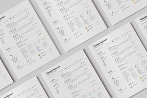 Simple & Modern Resume