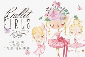 Ballet Girls