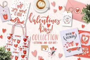 Valentine's Day Clip arts & quotes
