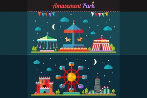 Amusement Park Compositions