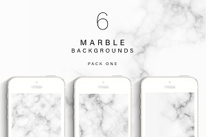 Instagram Marble - Pack One