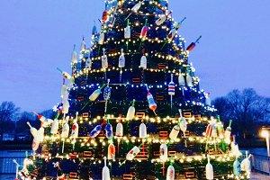 Harbor Christmas Tree