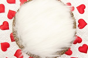 Newborn Backdrop - Valentines