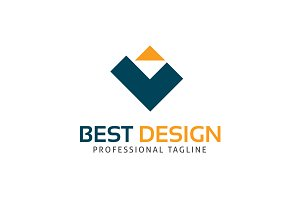 Best Design Logo Template