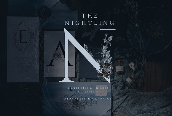 The Nightling - Art Project in Objects