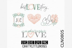 Wedding Sign Bundle