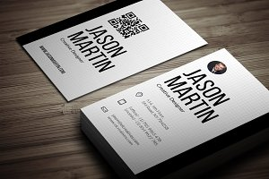 Super Individual Business Card