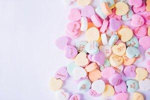 Valentine Flat Lay 2
