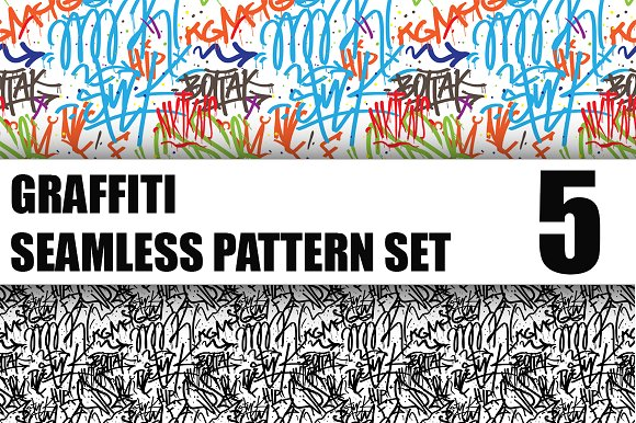 GRAFFITI PATTERNS