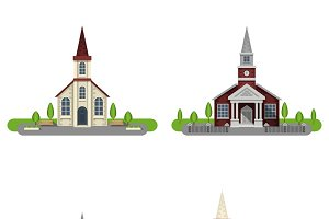 Churches and chapels set