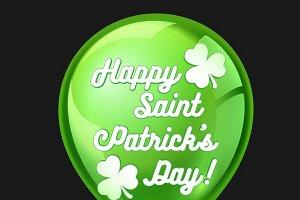 St. Patricks Day greeting