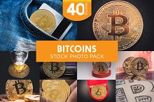 Bitcoins Photo Bundle 50% off